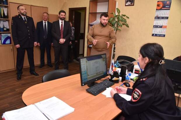 В ДНР ускорились темпы выдачи российских паспортов