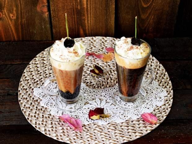 Безалкогольные напитки. Кофейная серия. Кофе «Черный лес»