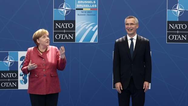 Spiegel: перезагрузка НАТО дорого обойдётся Германии
