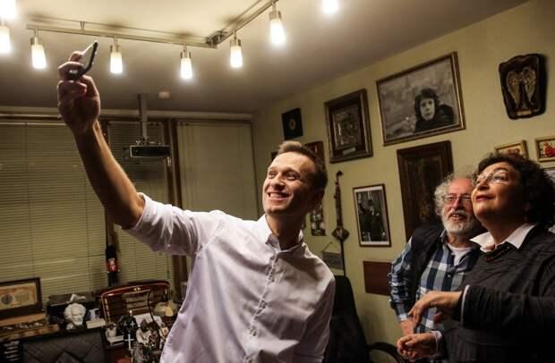 Голос Мордора: Гамельнский Дудочник Алексея Навального