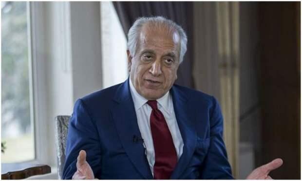 Халилзад снова призвал Кабул и«Талибан» прекратить войну