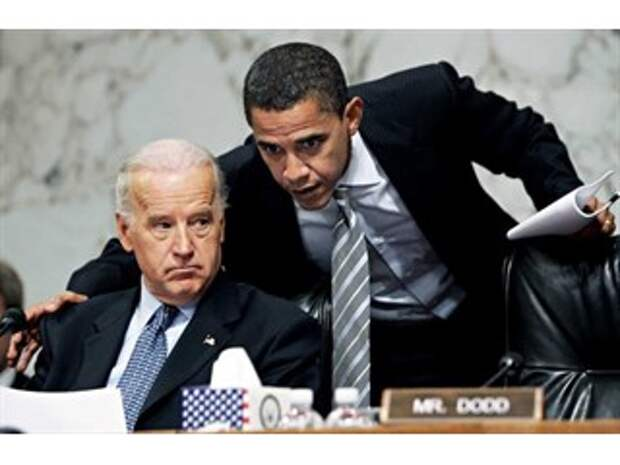Тайная армия Обамы за спиной Байдена