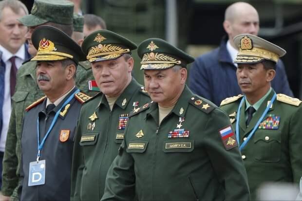 Шойгу назвал причины отсутствия стран НАТО на Армейских играх