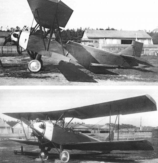 Самолет-легенда У-2 (По-2)