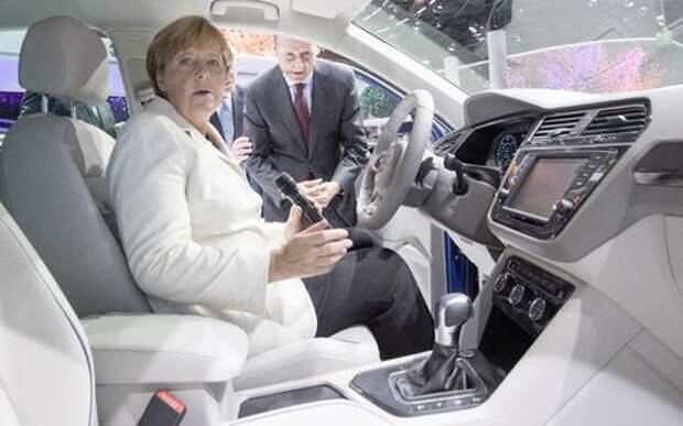 Концерну Volkswagen не хватает женщин!