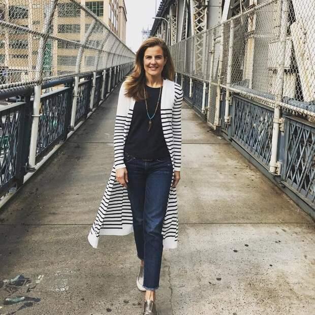 """Летний гардероб женщины возраста """"за 45"""" - 12 базовых вещей, чтобы быть в тренде"""