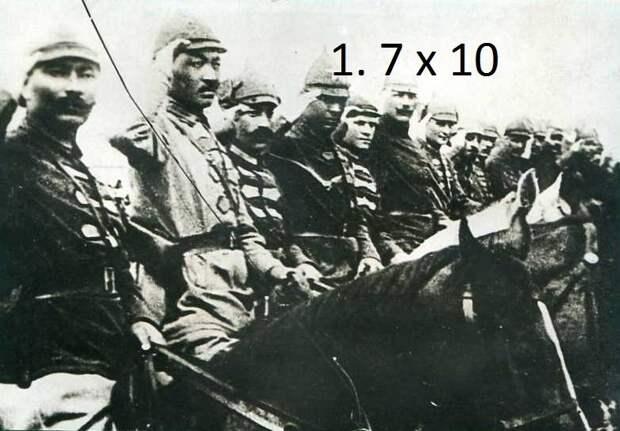 Цель — Ровно! 1-я Конная против конницы и пехоты противника