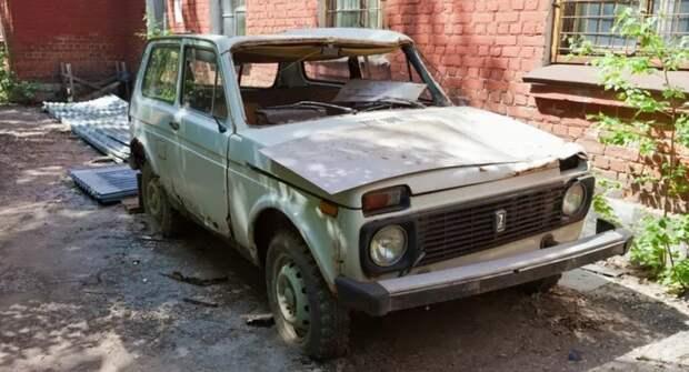 Активист предложил за счёт утилизационного сбора обновить автопарк в РФ