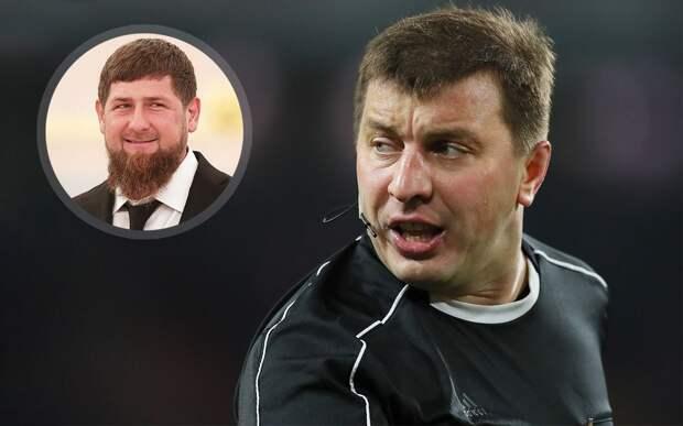 Вилков — о том, что Кадыров назвал его продажным судьей: «Вопрос эмоциональности. Это уже стало историей»