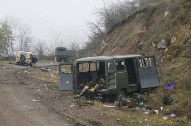 Военкор Котенок объяснил, почему была проиграна война в Карабахе
