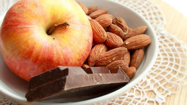 Перекусы в течении дня увеличивают риск переедания и ожирения