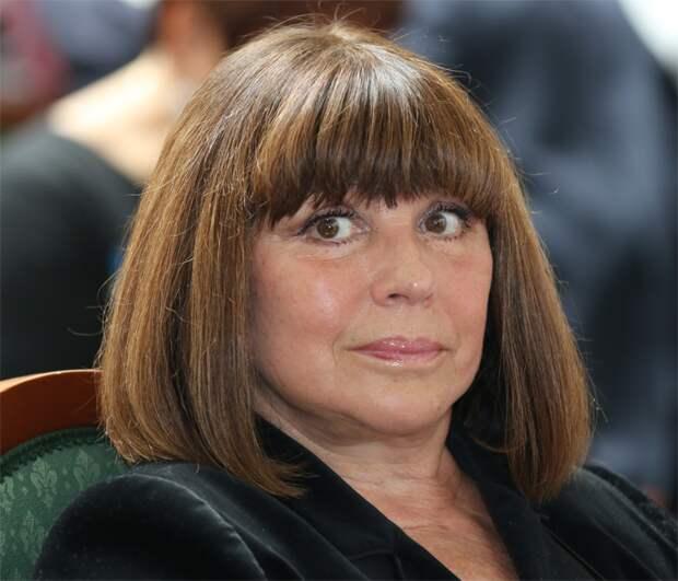 Наталья Варлей госпитализирована в московскую больницу