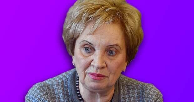 Глава Мосгорсуда Ольга Егорова уволилась. Вот чем запомнились 20 лет ее работы
