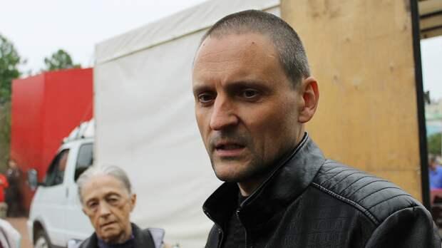 """Удальцов объяснил, почему заигрывание с Западом """"вышло боком"""" Навальному"""