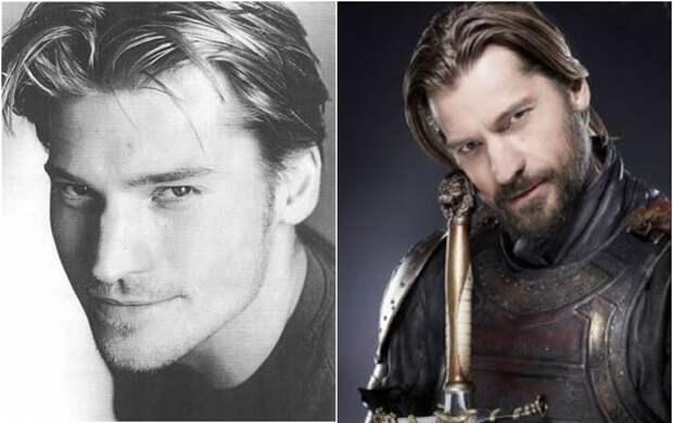 Актёры «Игры престолов» в юности