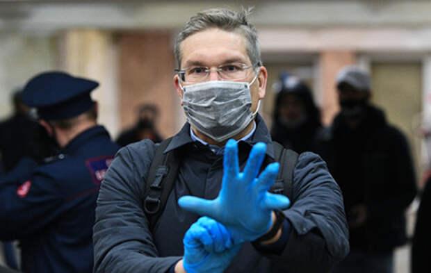 В Москве усилен контроль за соблюдением санитарных правил