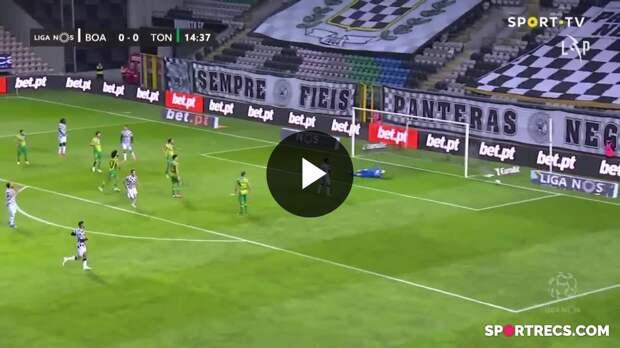 Highlights: Boavista 1-1 Tondela (Liga 20/21 #31)