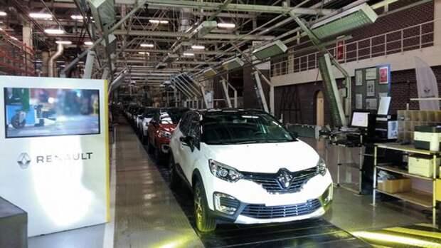 Renault Россия наращивает экспорт