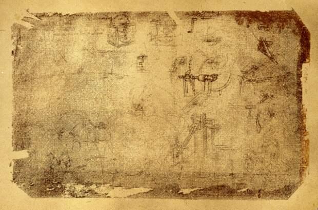 Леонардо да Винчи: художник, инженер, исследователь | Leonardo da Vinci: artist, engineer, researcher  (30 фото) (1 часть)