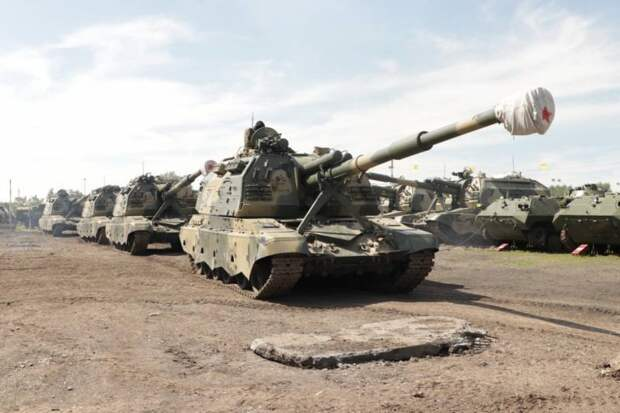 Артиллерия будущего: модернизация САУ 2С19 «Мста-С» и ее перспективы