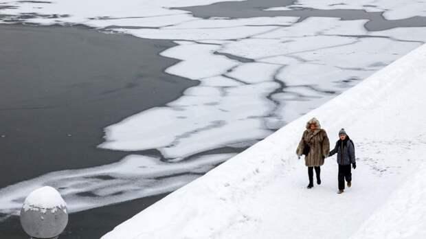 Синоптики рассказали о пике похолодания в Москве до минус 24 градусов