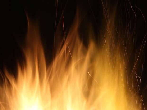 В Петербурге загорелась квартира на Малой Посадской, погиб человек