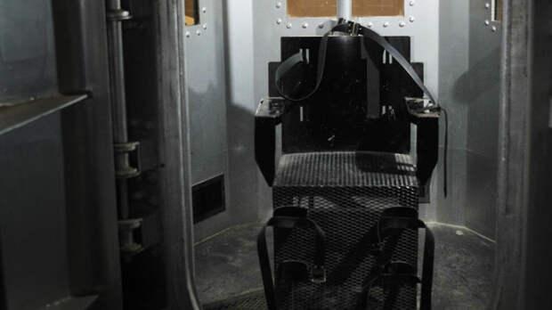 В тюрьмах США будут использовать для казни применявшийся нацистами газ