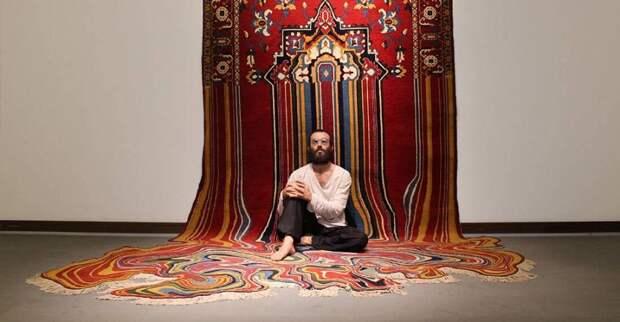 Фаиг Ахмед. Психоделические ковры