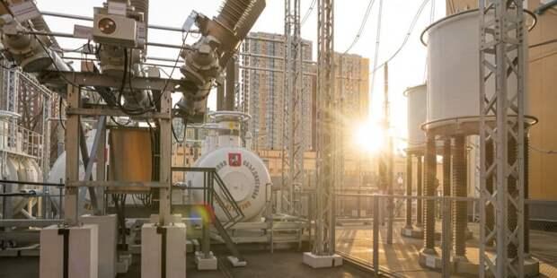 Защита для электроподстанций: в Москве начали тестировать инновационные разработки