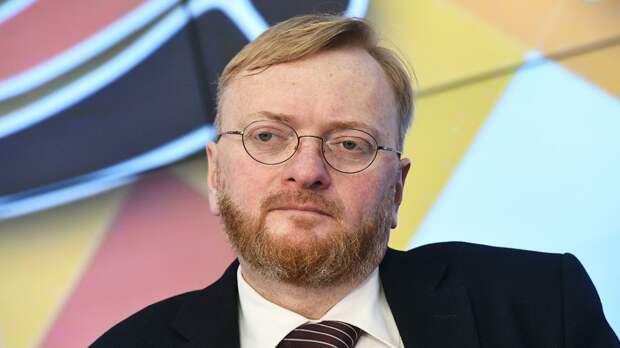 Виталий Милонов: Нечего России на коленях стоять, а вот Украина пусть ползает, они это любят