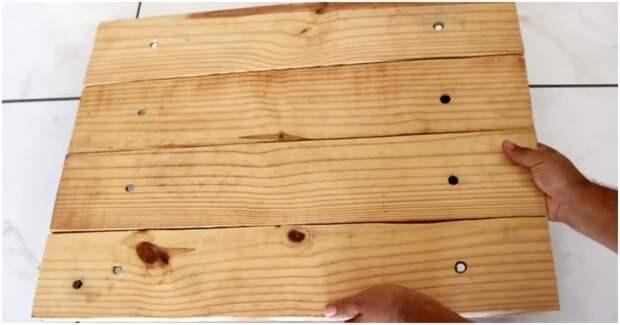 Шикарный столик с изюминкой: изящное дополнение интерьера без переплат