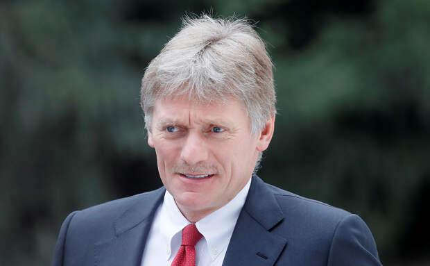Песков отверг сообщения о дворце Путина в Геленджике
