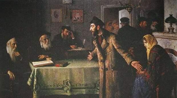 Как иудеи захватывали Российскую империю