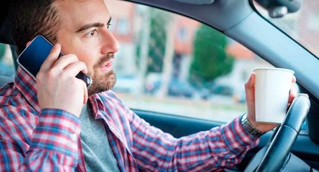 ГИБДД при тайном надзоре станет визуально фиксировать разговоры по телефону