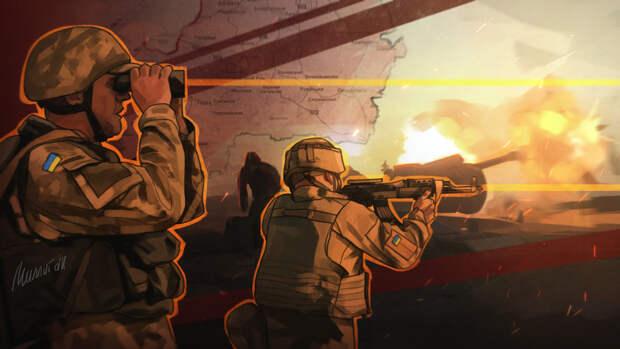 Бойцы ВСУ обстреляли из минометов окраины Горловки в ДНР