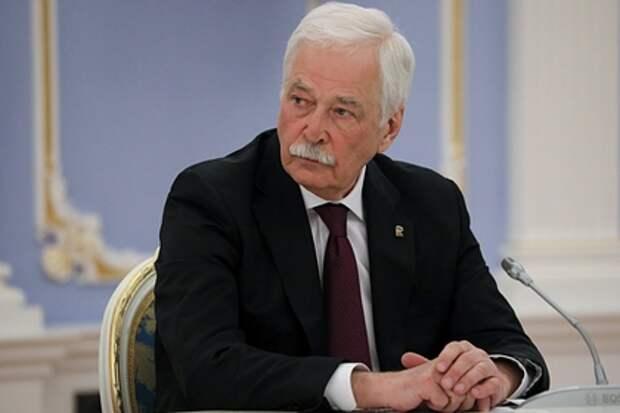 Грызлов сообщил о возобновлении Украиной военных действий на Донбассе
