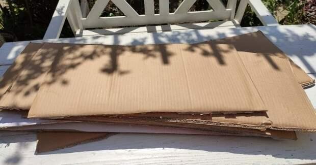 Увидев новую и неординарную идею, вы начнёте собирать картонные коробки