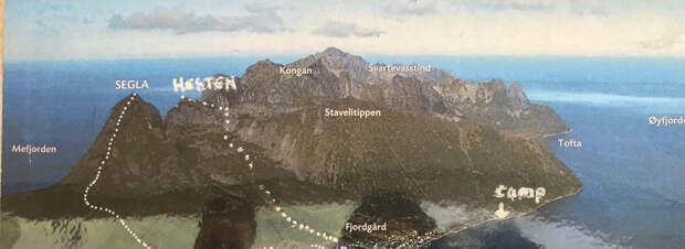 Scandinavian travel Часть 2. Senja и Andoya