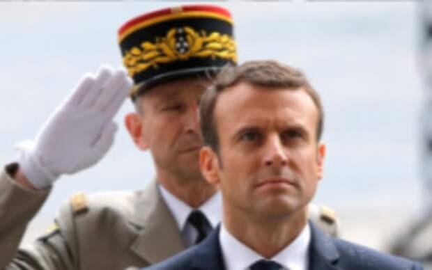 Бунт французских генералов и Мечеть Парижской Богоматери