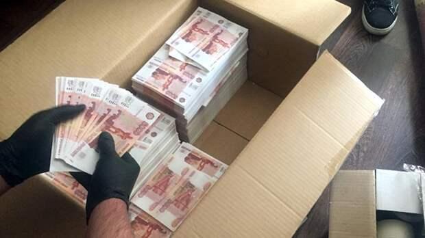 ФСБ сообщает о задержании 30 членов группы фальшивомонетчиков, которые изготавливали поддельные купюры в 20 регионах