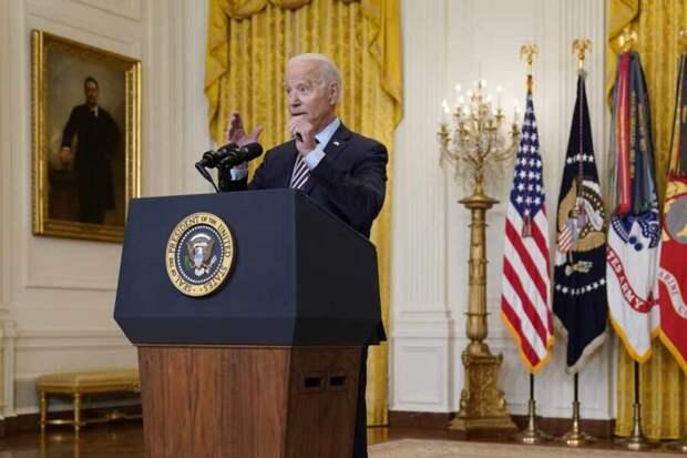 Миссия не выполнена и ладно: Байден заявил, что США достигли в Афганистане того, чего хотели