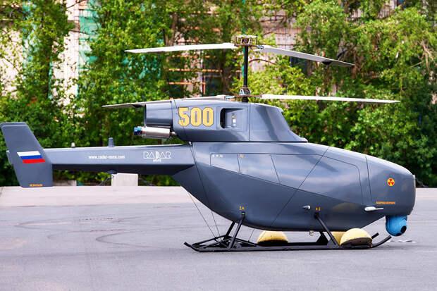 Может многое: Forbes высоко оценил российский беспилотный вертолет