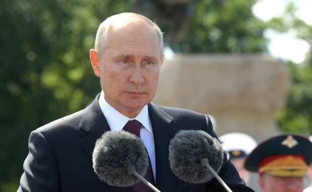 Путин вместо Аксенова обеспечит Крым водой