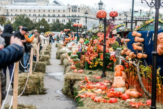 И рыба, и мясо! Гастрономический фестиваль в Москве!