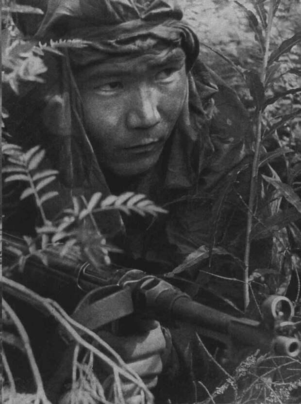 Бурят-разведчик получил пять орденов за восемь месяцев на фронте. И было ему всего 18 лет