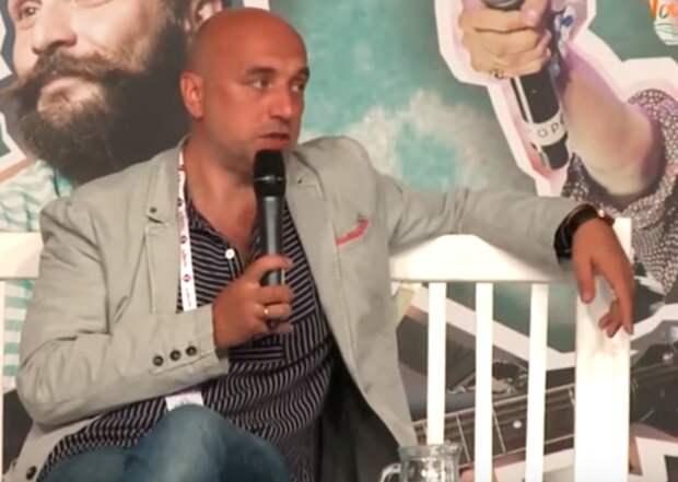 Захар Прилепин: Донбасс – это большой Нагорный Карабах