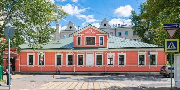 В Москве стартовал прием заявок на конкурс лучших реставрационных проектов. Фото: М. Мишин mos.ru