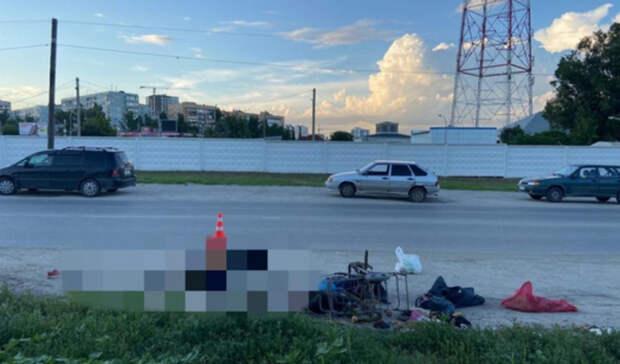 ВВолгограде задержали женщину, которая насмерть сбила пенсионерку искрылась