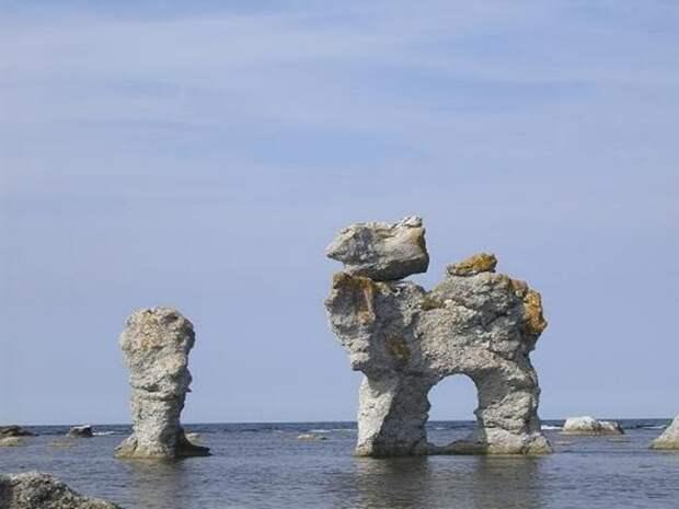 7 секретных островов Европы (7 фото)