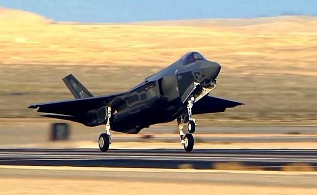 Действительно ли израильский F-35 был поражен в небе над Сирией?